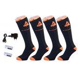 Verwarmbare sokken katoen 2 paar_