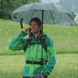 Draagsysteem handsfree paraplu_