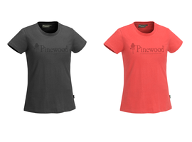 T-Shirt Pinewood Outdoor Life Dames