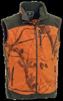 Fleece Vest Pinewood Henry AP Blaze/Groen