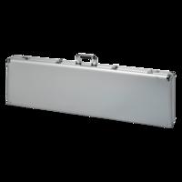 Geweerkoffer aluminium abs