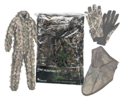 Pinewood Camouflage 3D set