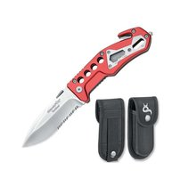 Black Fox Rescue Knife Red