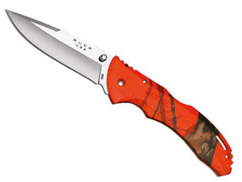 Buck Bantam BHW Orange Camo Mossy Oak
