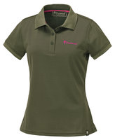 Polo Shirt Pinewood Ramsey Coolmax - Dames Groen