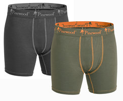 Boxers Pinewood Bamboo - 2 pack