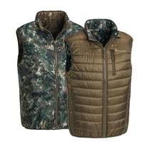 Vest Pinewood Wolf Reversible Camou