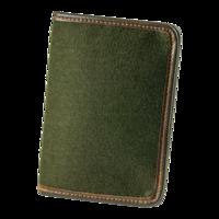 Jachtlicentie portefeuille groen