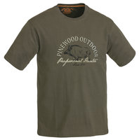 T-Shirt Pinewood Kinderen Wild Boar