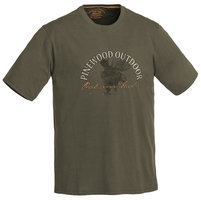 T-Shirt Pinewood Kinderen Moose