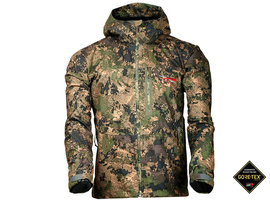 Downpour Jacket Optifade Ground Forest