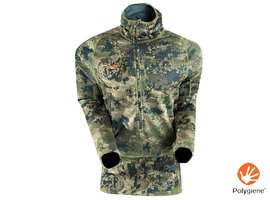 Core Heavyweight Hoody Optifade Ground Forest