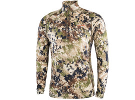 Merino Core Lightweight Half-Zip Optifade Subalpine