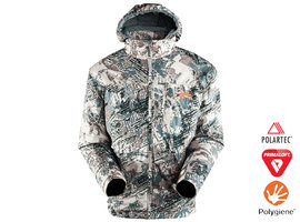 Kelvin Lite Hoody Optifade Open Country