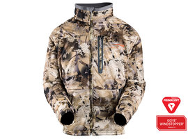Duck Oven Jacket Optifade Waterfowl