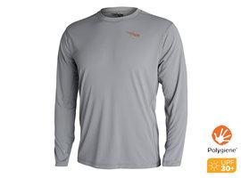 Redline Performance Shirt LS Granite