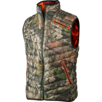 Moose Hunter Reversible Down Waistcoat