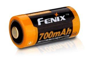 Fenix 16340 battery 700mAh (CR123A size)