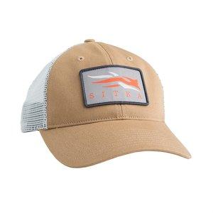 Meshback Trucker Cap Clay