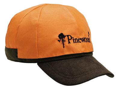 Pet Pinewood Kodiak Omkeerbaar 2in1 Suede Bruin Oranje