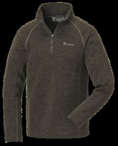Knitted Fleece Trui Pinewood John
